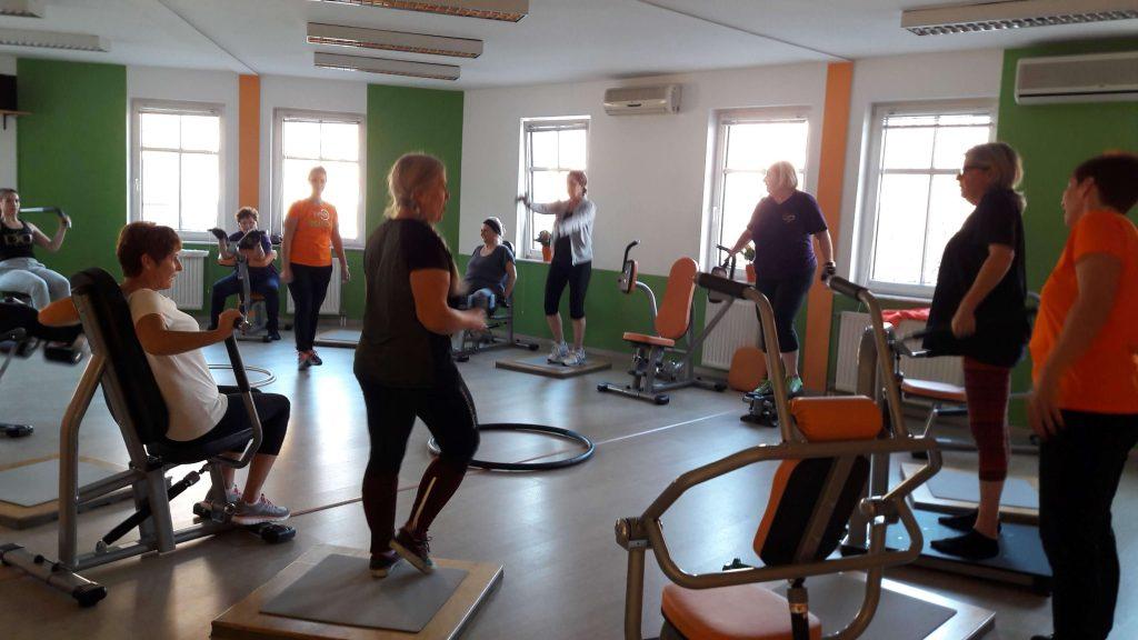 fittkör edzés